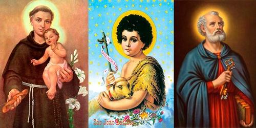 Simpatias e adivinhações para os santos juninos