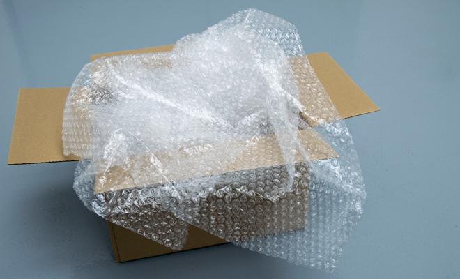 dicas organizar mudança objetos frágeis copos louças