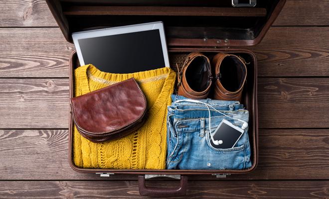 dicas organizar mudança roupas