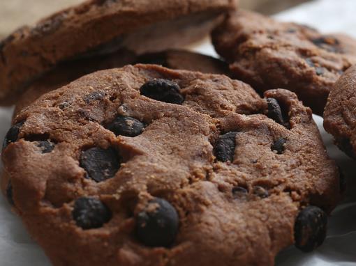 Verdadeiro cookie americano