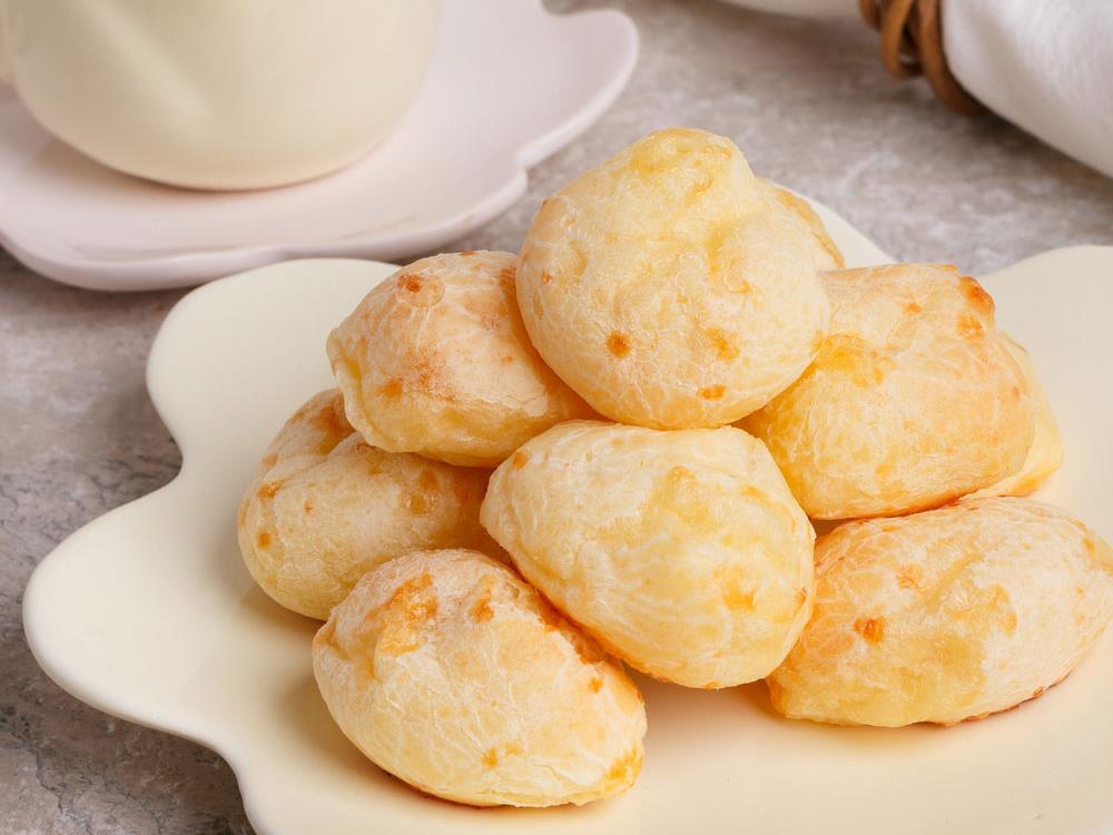 Pão de queijo dos sonhos