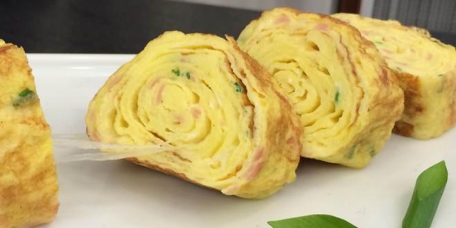 Omelete japonesa (tamagoyaki)